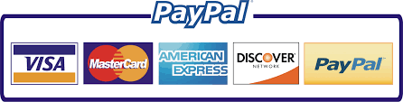 Forms of payment - PayPal