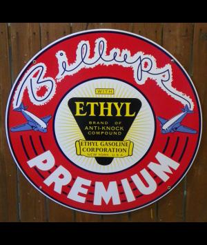 billups-premium-gas-porcelain-sign