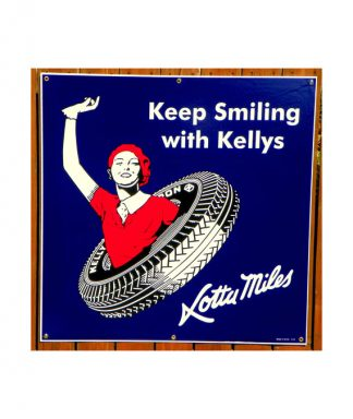 keep-smiling-with-kellys-lotta-miles-sign
