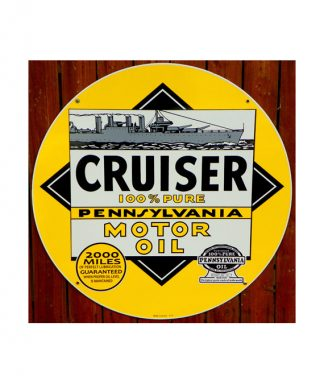 1930S-1940S-STYLE-LARGE-SIZE-CRUISER-MOTOR-OIL-PORCELAIN-SIGN