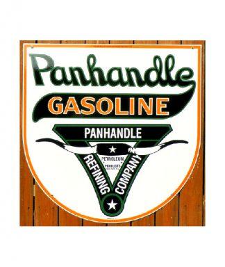 panhandle-gasoline-refining-company-longhorn-sign