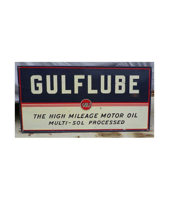 1930-gulflube-high-mileage-motor-oil-multi-sol-processed-sign