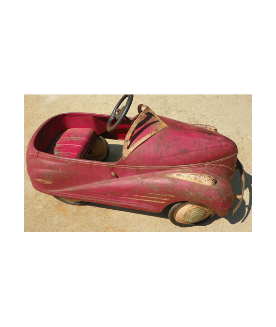 1939 Lincoln Zephyr Steelcraft Pedal Car Vintage Concepts Signs Llc