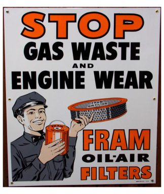 1940-1950-fram-oil-and-air-filters-porcelain-sign