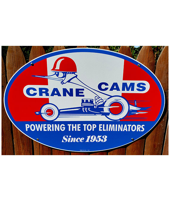 CRANE-CAMS-VINTAGE-HOT-ROD-DRAG-RACING-SPEED-SHOP-PORCELAIN-SIGN